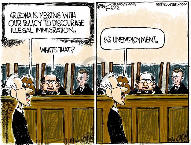 Cartoonist Chip Bok  Chip Bok's Editorial Cartoons 2012-04-26 unemployment