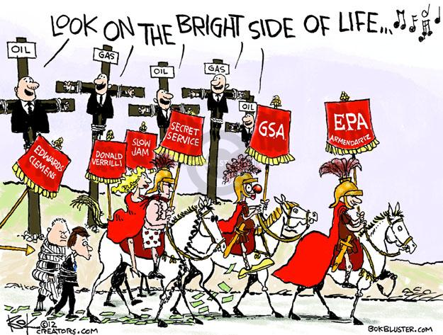 Chip Bok  Chip Bok's Editorial Cartoons 2012-04-27 increase