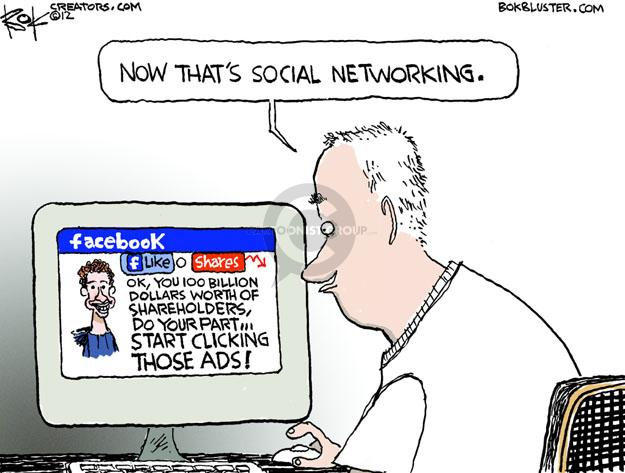 Chip Bok  Chip Bok's Editorial Cartoons 2012-05-22 political media