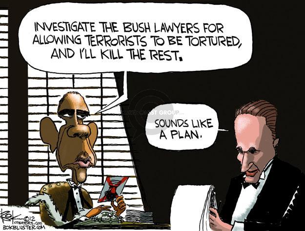 Cartoonist Chip Bok  Chip Bok's Editorial Cartoons 2012-06-01 George Bush