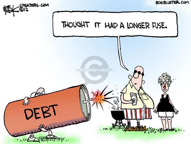 Cartoonist Chip Bok  Chip Bok's Editorial Cartoons 2012-07-03 short