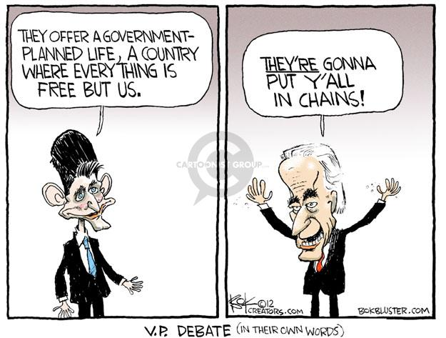 Chip Bok  Chip Bok's Editorial Cartoons 2012-09-02 Joe Biden