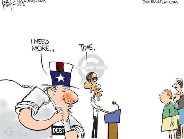 Chip Bok  Chip Bok's Editorial Cartoons 2012-09-11 federal budget