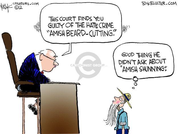 Cartoonist Chip Bok  Chip Bok's Editorial Cartoons 2012-09-21 court