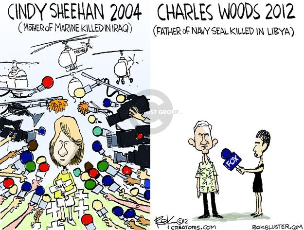 Chip Bok  Chip Bok's Editorial Cartoons 2012-11-01 Fox News