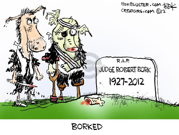Chip Bok  Chip Bok's Editorial Cartoons 2012-12-24 2012