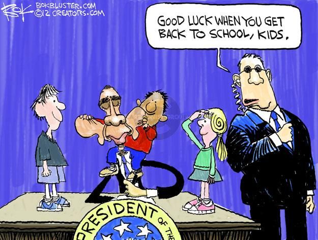 Chip Bok  Chip Bok's Editorial Cartoons 2013-01-17 White House security