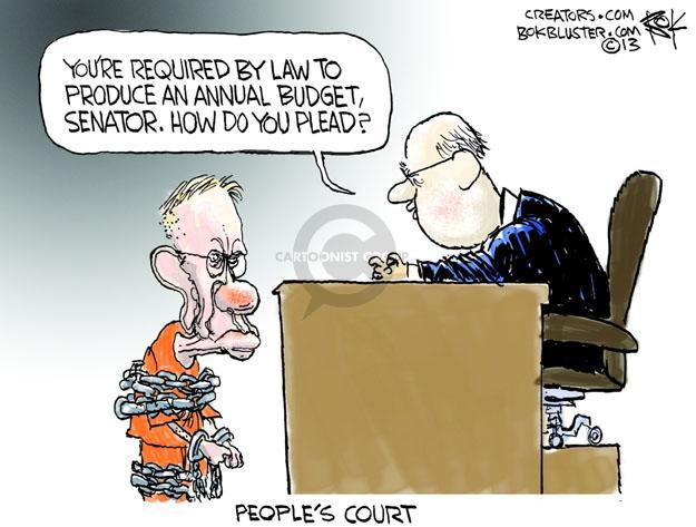 Cartoonist Chip Bok  Chip Bok's Editorial Cartoons 2013-01-19 legislation