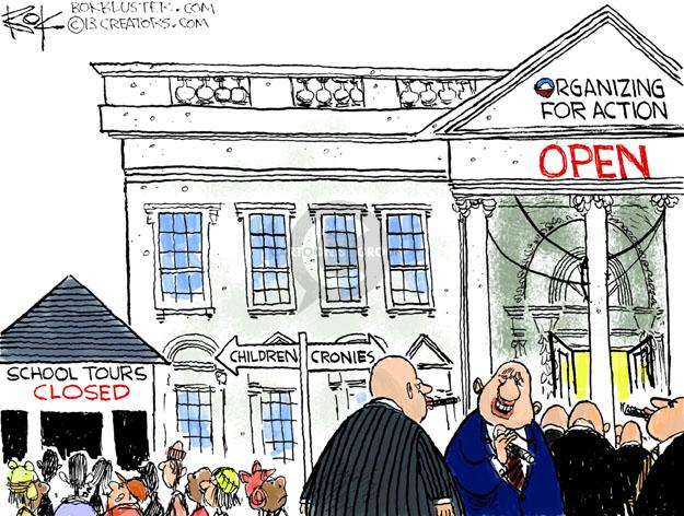 Cartoonist Chip Bok  Chip Bok's Editorial Cartoons 2013-03-09 open