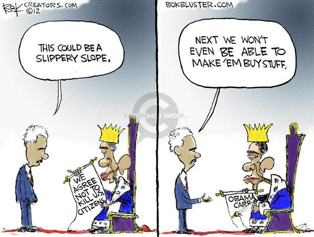 Chip Bok  Chip Bok's Editorial Cartoons 2013-03-12 citizen