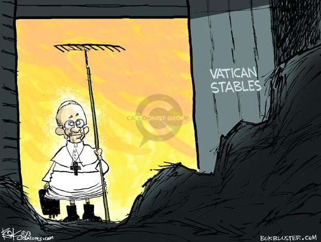 Chip Bok  Chip Bok's Editorial Cartoons 2013-03-14 mess