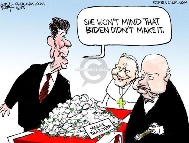 Cartoonist Chip Bok  Chip Bok's Editorial Cartoons 2013-04-17 politics