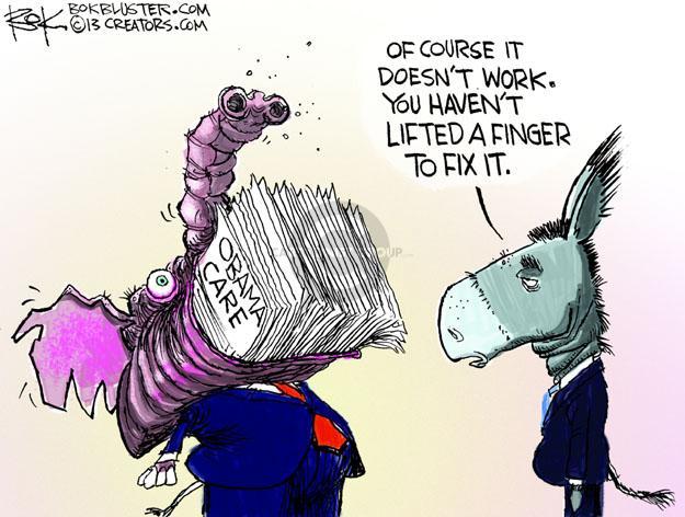 Cartoonist Chip Bok  Chip Bok's Editorial Cartoons 2013-07-13 legislation