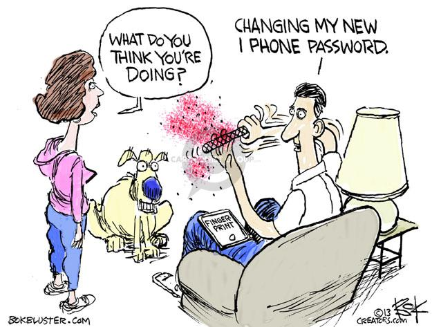 Cartoonist Chip Bok  Chip Bok's Editorial Cartoons 2013-09-13 technology