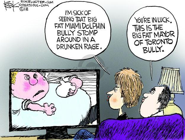 Cartoonist Chip Bok  Chip Bok's Editorial Cartoons 2013-11-07 politics