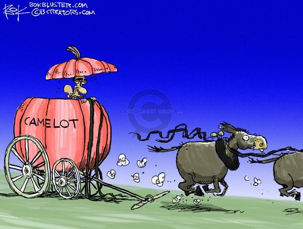 Cartoonist Chip Bok  Chip Bok's Editorial Cartoons 2013-11-22 former president
