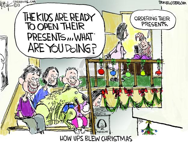 Cartoonist Chip Bok  Chip Bok's Editorial Cartoons 2013-12-28 open