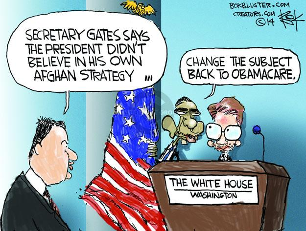Cartoonist Chip Bok  Chip Bok's Editorial Cartoons 2014-01-08 strategy
