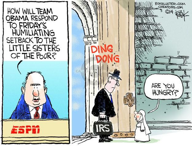 Chip Bok  Chip Bok's Editorial Cartoons 2014-01-28 response