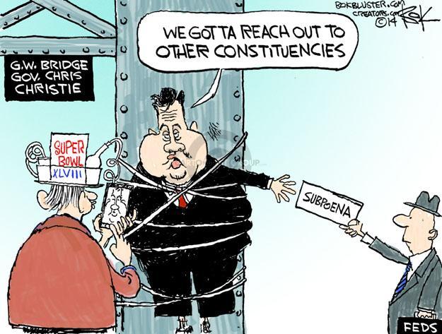 Chip Bok  Chip Bok's Editorial Cartoons 2014-02-01 fed