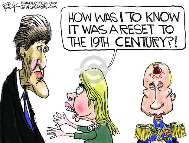 Chip Bok  Chip Bok's Editorial Cartoons 2014-03-08 president