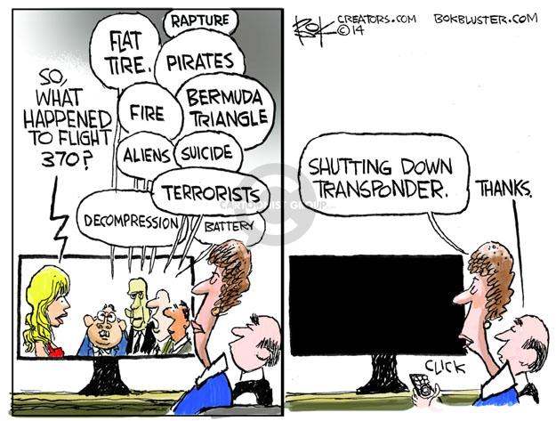 Cartoonist Chip Bok  Chip Bok's Editorial Cartoons 2014-03-19 air travel