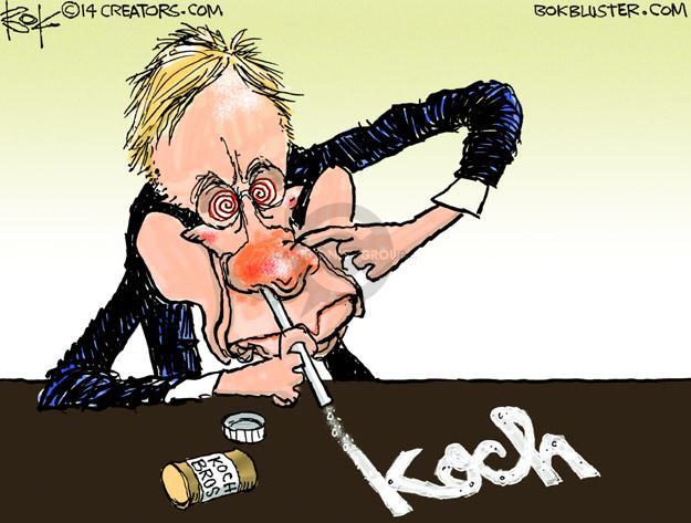 Cartoonist Chip Bok  Chip Bok's Editorial Cartoons 2014-05-06 politics