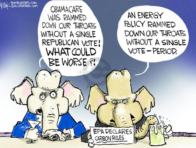 Cartoonist Chip Bok  Chip Bok's Editorial Cartoons 2014-06-10 energy policy