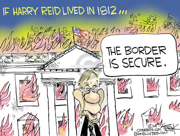 Cartoonist Chip Bok  Chip Bok's Editorial Cartoons 2014-07-17 migrant