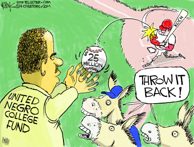 Chip Bok  Chip Bok's Editorial Cartoons 2014-08-05 American