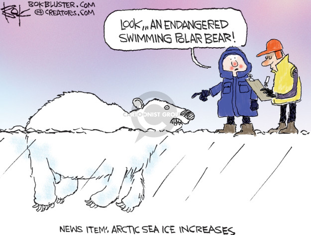 Cartoonist Chip Bok  Chip Bok's Editorial Cartoons 2014-09-03 global warming