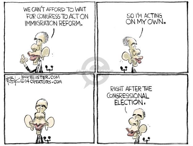 Cartoonist Chip Bok  Chip Bok's Editorial Cartoons 2014-09-11 2014