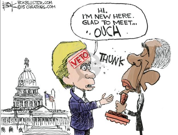 Cartoonist Chip Bok  Chip Bok's Editorial Cartoons 2015-01-09 legislation