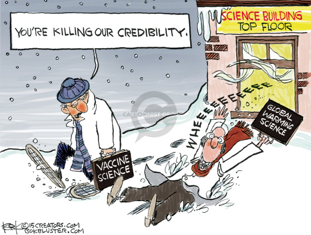 Cartoonist Chip Bok  Chip Bok's Editorial Cartoons 2015-02-21 global warming