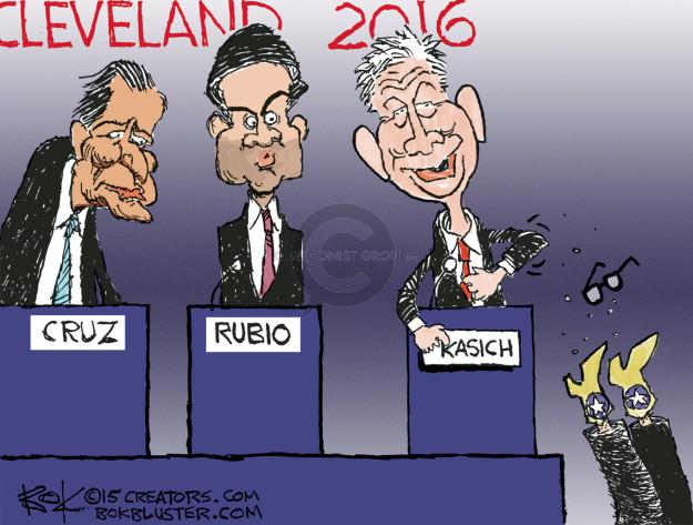 Chip Bok  Chip Bok's Editorial Cartoons 2015-08-05 fox