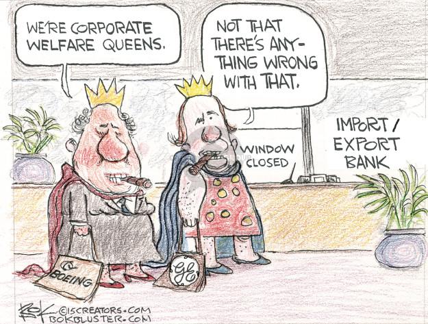 Chip Bok  Chip Bok's Editorial Cartoons 2015-08-10 political donation