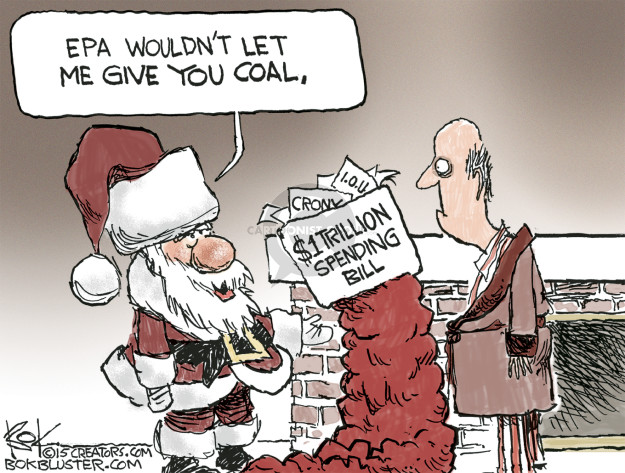Chip Bok  Chip Bok's Editorial Cartoons 2015-12-22 protection