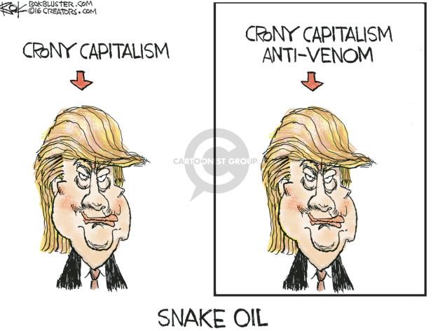 Cartoonist Chip Bok  Chip Bok's Editorial Cartoons 2016-01-25 favor