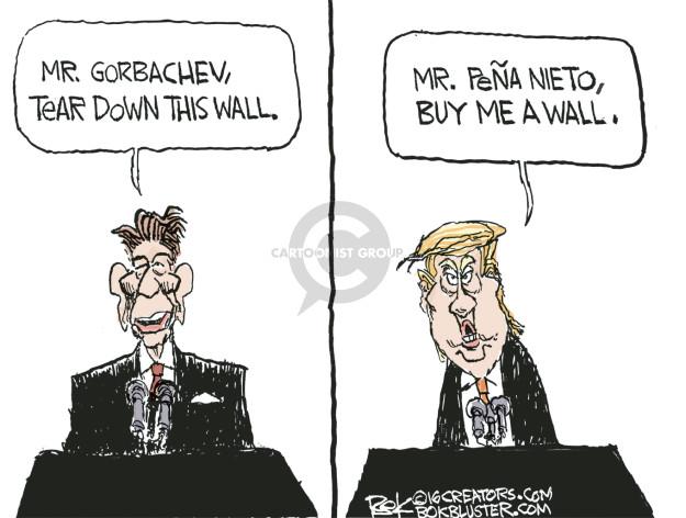 Cartoonist Chip Bok  Chip Bok's Editorial Cartoons 2016-09-03 editorial