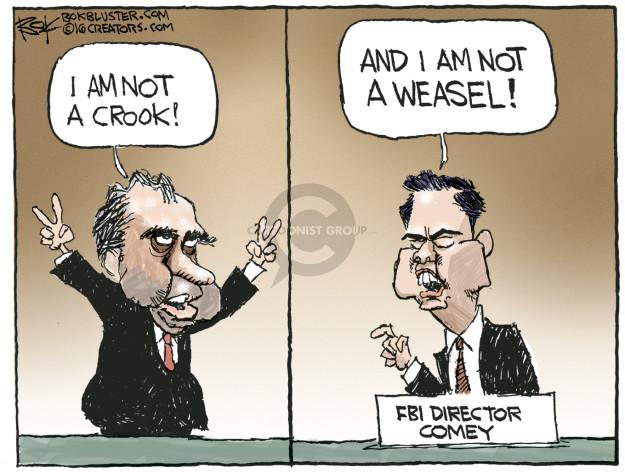 Chip Bok  Chip Bok's Editorial Cartoons 2016-09-30 president
