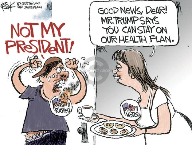 Chip Bok  Chip Bok's Editorial Cartoons 2016-11-17 stay