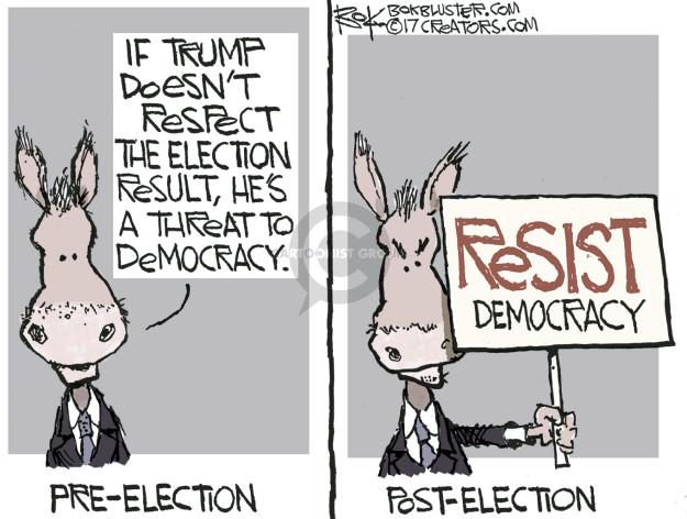 Chip Bok  Chip Bok's Editorial Cartoons 2017-02-10 electoral college