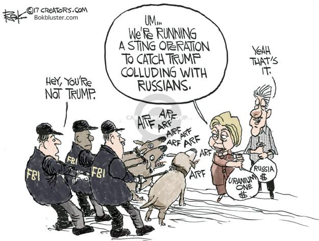 Chip Bok  Chip Bok's Editorial Cartoons 2017-10-20 Bill Clinton election