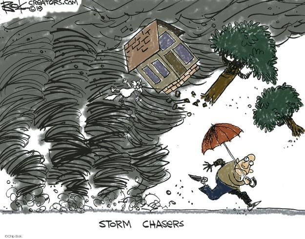 Cartoonist Chip Bok  Chip Bok's Editorial Cartoons 2019-05-31 editorial
