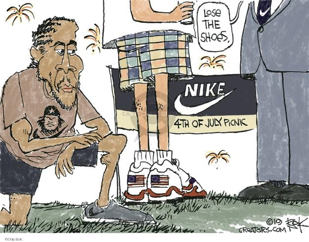 Cartoonist Chip Bok  Chip Bok's Editorial Cartoons 2019-07-04 editorial