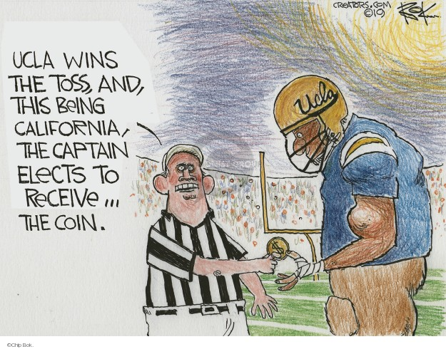 Cartoonist Chip Bok  Chip Bok's Editorial Cartoons 2019-10-03 player