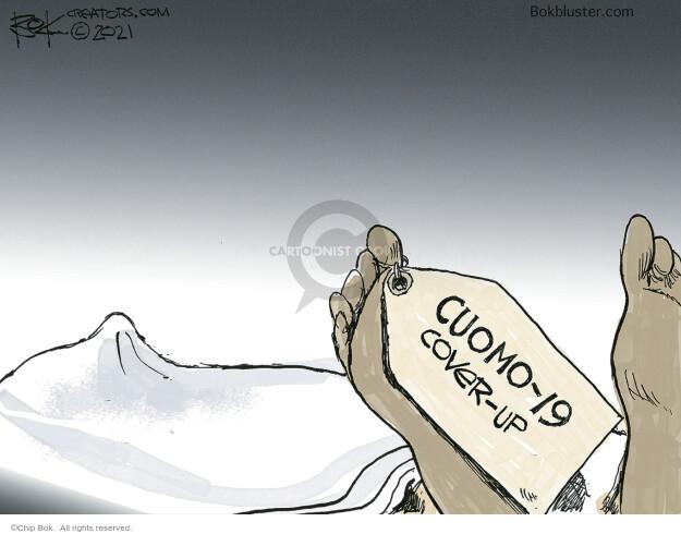 Chip Bok  Chip Bok's Editorial Cartoons 2021-02-20 Chip Bok