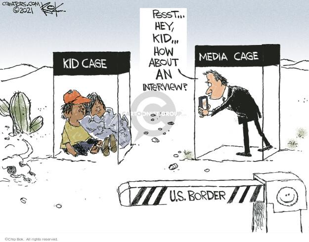 Chip Bok  Chip Bok's Editorial Cartoons 2021-03-30 media