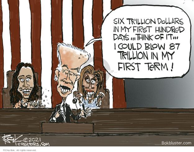 Chip Bok  Chip Bok's Editorial Cartoons 2021-04-29 Congress