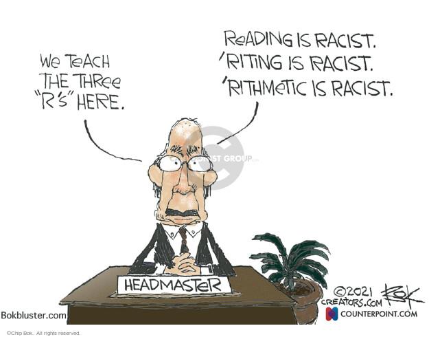 Chip Bok  Chip Bok's Editorial Cartoons 2021-06-11 discrimination